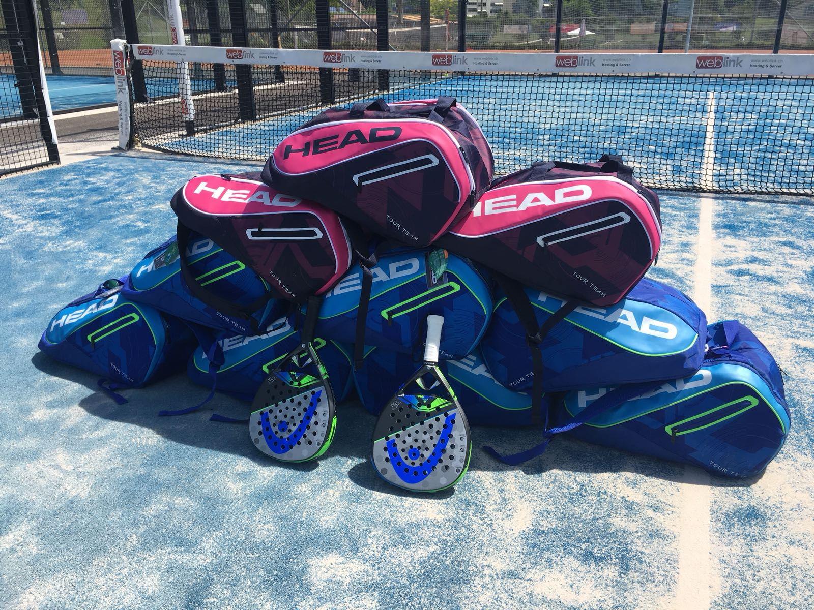 "HEAD: ""We are curious how Padel will develop in Switerzland."""